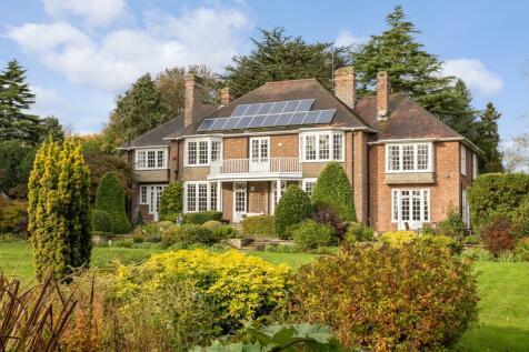 Uplands, 3 Brimley, Beverley. 6 bedroom house for sale