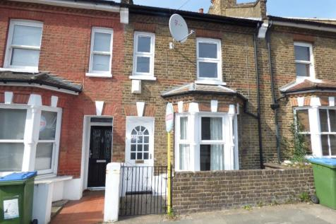 Troughton Road, Charlton SE7 7QF. 4 bedroom terraced house