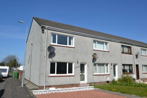 Southfield Park, Ayr, South Ayrshire, KA7. 2 bedroom terraced house