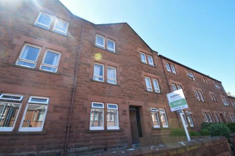 Gillies Street, Troon, South Ayrshire, KA10. 2 bedroom flat