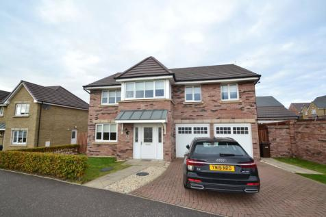 Commonwealth Drive, Troon, South Ayrshire, KA10. 5 bedroom detached house