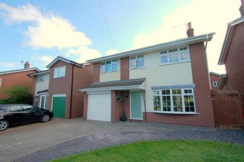 Primrose Avenue, Haslington, Crewe. 4 bedroom detached house