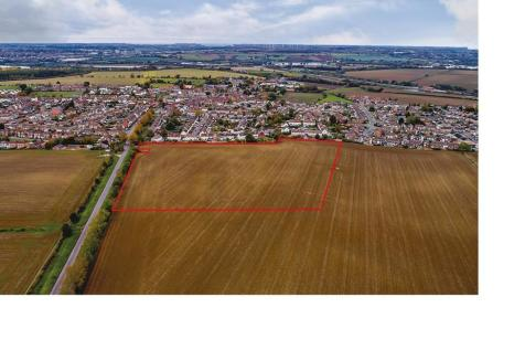 Farndish Road, Irchester. Land for sale