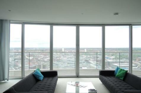 The Rotunda, Birmingham. 2 bedroom apartment