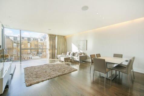 199 Kinghtsbridge, Knightsbridge. 3 bedroom flat for sale