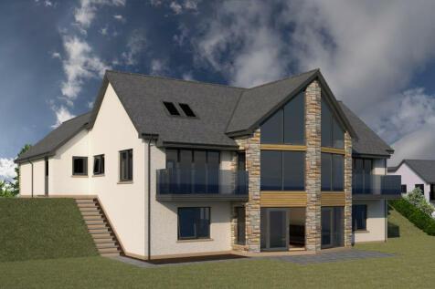 Seaview Plot 15, Cummingston. 6 bedroom detached house for sale