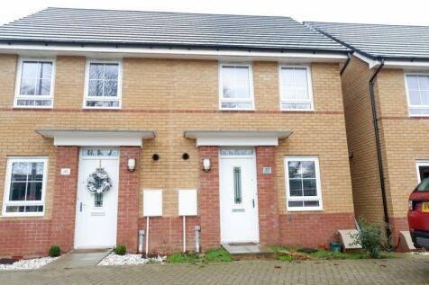 Rhodfa Bryn Rhydd, Talbot Green CF72 9FD. 2 bedroom semi-detached house