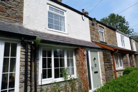 Gwaun-Y-Groes, Cross Inn, CF72 8BD. 2 bedroom cottage