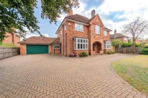 Church Road, Earley, Reading. 4 bedroom detached house for sale