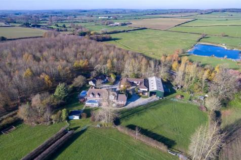 Winterborne Zelston, Blandford Forum, Dorset, DT11. 5 bedroom detached house