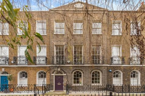 Duncan Terrace, Angel, Islington, London, N1. 4 bedroom terraced house