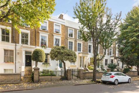 Cleveland Road, Islington, London, N1. 5 bedroom terraced house for sale