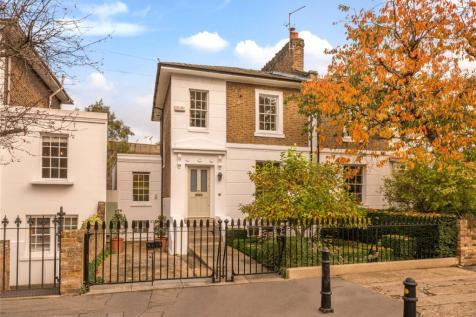 Northchurch Road, De Beauvoir, London, N1. 4 bedroom semi-detached house for sale