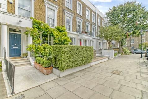Berkley Road, Primrose Hill, London, NW1. 4 bedroom house