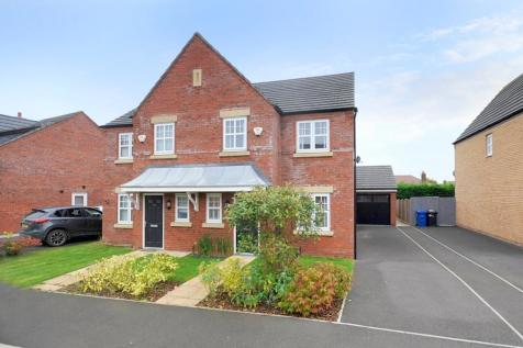 Commissioner Square, Paddington, Warrington, WA1. 3 bedroom semi-detached house for sale