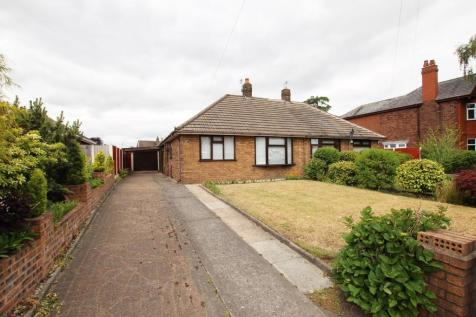 Hillock Lane, Warrington, Cheshire, WA1. 2 bedroom semi-detached bungalow