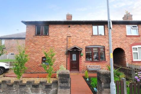 Cornwall Street, Warrington, WA1. 3 bedroom semi-detached house