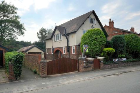 Manchester Road, Paddington, Warrington, WA1. 5 bedroom detached house