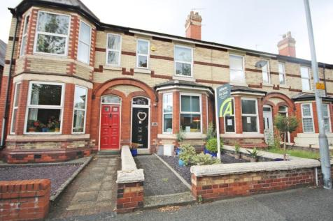 Crosfield Street, Warrington, WA1. 3 bedroom terraced house