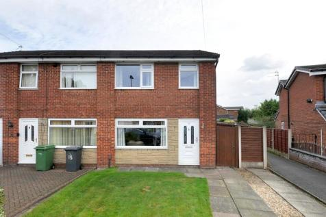 Hertford Close, Woolston, Warrington, WA1. 3 bedroom semi-detached house