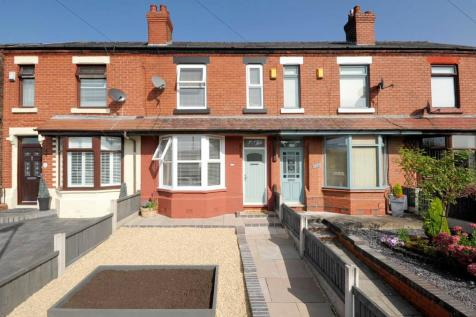 Manchester Road, Paddington, Warrington, WA1. 2 bedroom terraced house