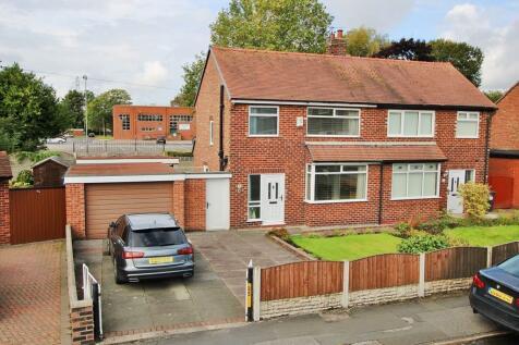 Dam Lane, Woolston, Warrington, WA1. 3 bedroom semi-detached house for sale