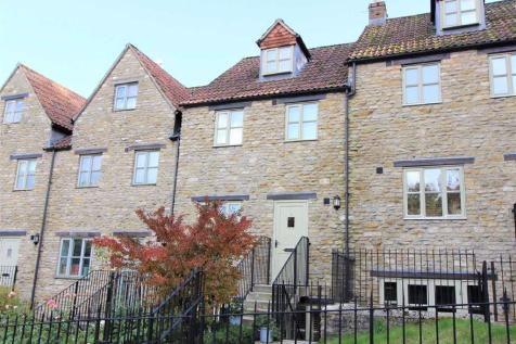 Knoll View, Bath Street, Frome. 3 bedroom terraced house for sale