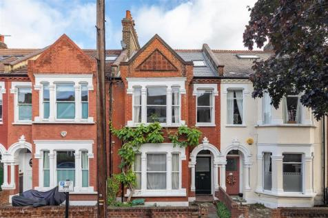 Englewood Road, SW12. 5 bedroom terraced house for sale