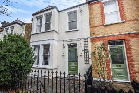 Kellerton Road Hither Green SE13. 3 bedroom end of terrace house for sale