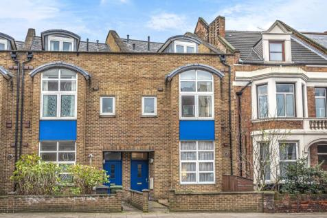 Lee High Road London SE13. 4 bedroom end of terrace house for sale