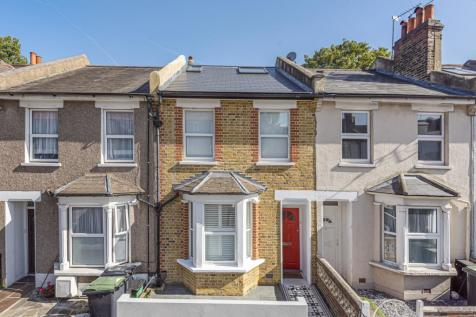 Leahurst Road Hither Green SE13. 4 bedroom terraced house for sale