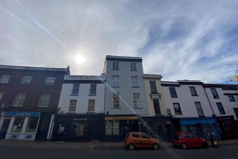 South Street, Exeter. 1 bedroom flat