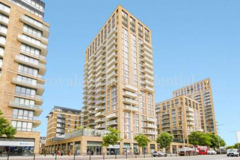 Victory Parade, Woolwich, SE18 6FT. 1 bedroom apartment