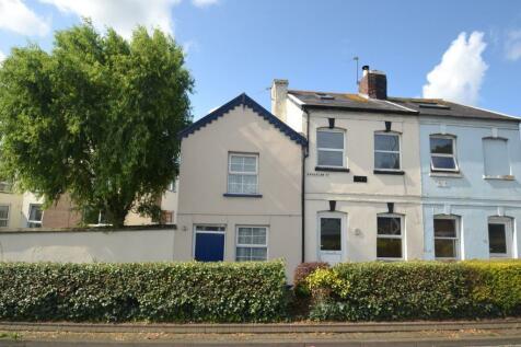 Barbican Road, Barnstaple, Barnstaple, EX32. 2 bedroom terraced house for sale