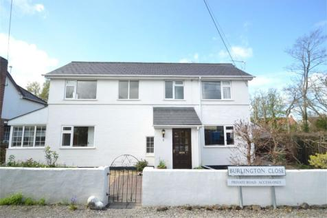 Burlington Close, Newport, EX32. 3 bedroom detached house