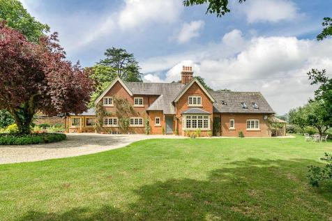 Foxhill Road, West Haddon, Northampton. 6 bedroom country house