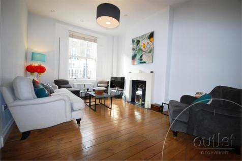 Acton Street, Bloomsbury, London, WC1X. 2 bedroom duplex