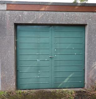 Midway Drive, Truro. Garages