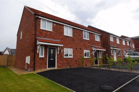 Fern Close, Deeside, Flintshire, CH5. 3 bedroom semi-detached house