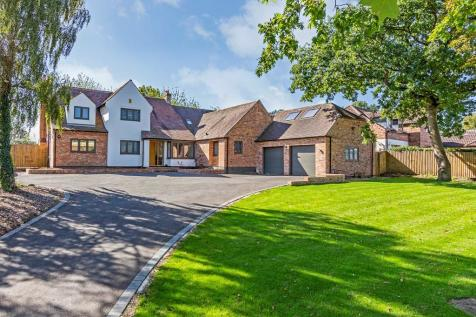 Little Acre, Tithby Road, Cropwell Butler, Nottinghamshire NG12 3AA. 6 bedroom detached house for sale