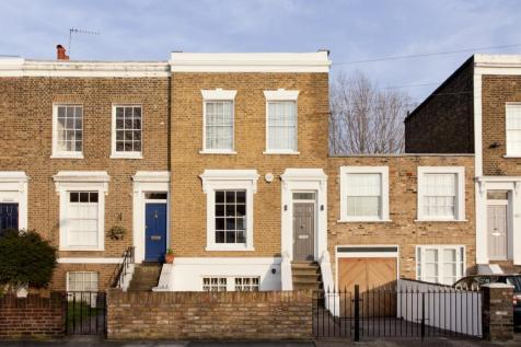 Ufton Road, De Beauvoir, N1. 3 bedroom semi-detached house