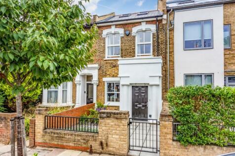 Highbury Hill, London, N5. 3 bedroom terraced house for sale