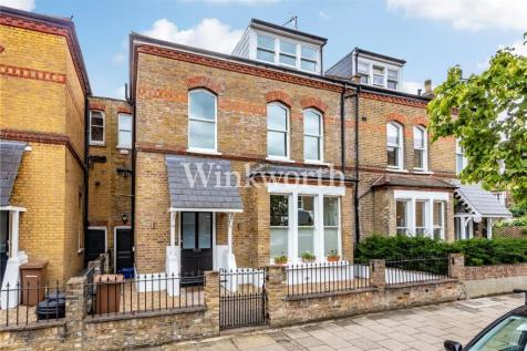 Finsbury Park Road, London, N4. 5 bedroom semi-detached house for sale