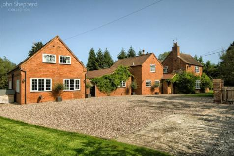 Narrow Lane, Lowsonford, Henley-in-Arden, B95. 6 bedroom detached house for sale