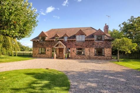 White Pump Lane, Ullenhall, Henley-in-Arden, B95. 7 bedroom detached house for sale