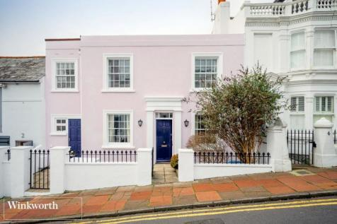 Victoria Street, Brighton, BN1. 4 bedroom terraced house for sale