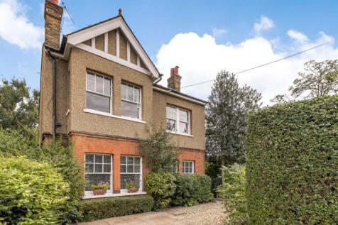 Waxwell Lane, Pinner, Middlesex HA5. 5 bedroom detached house for sale