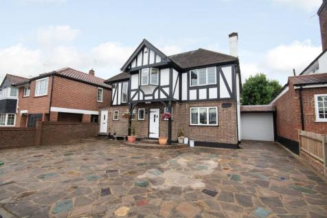 Old Hatch Manor, Ruislip, Middlesex HA4. 5 bedroom detached house for sale