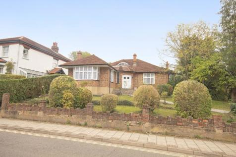 Nower Hill, Pinner, Middlesex, HA5. 3 bedroom detached bungalow for sale