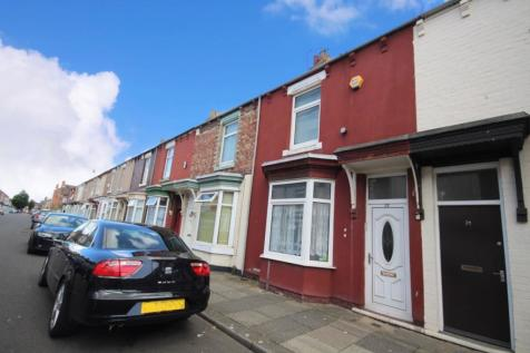 Warwick Street, Middlesbrough, TS1. 3 bedroom terraced house for sale